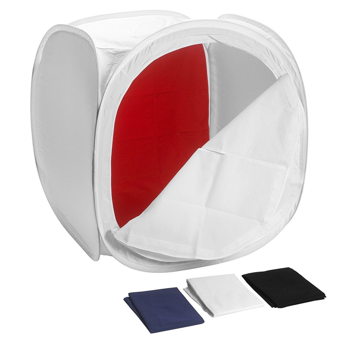 Tenda Difusora Flexível Mini Estúdio Fotográfico Barraca Portátil Escolha entre Diversos Tamanhos
