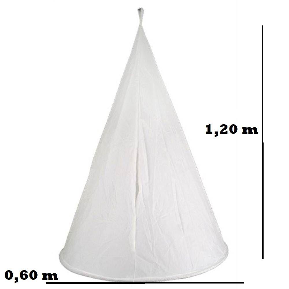 Tenda Dobrável Para Fotografia De Produtos  com abertura lateral em velcro