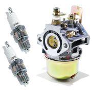 Carburador – motor Robin Eh12 + 2 Velas originais NGK BP6ES
