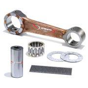 Kit de Biela – Yamaha 25 HP - DMS / 28 HP – AE / 25 HP – A / 25 HP – F / 2 Tempos - Importado - para Motor de Popa