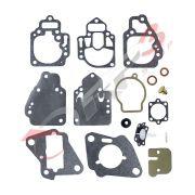 Kit de Reparo de Carburador – Mercury-Mariner (Motor Americano) 6 HP / 8 HP / 9.9 HP / 15 HP / 20 HP / 25 HP / 30 HP - para Motor de Popa