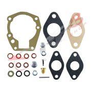 Kit de Reparo de Carburador - (SEM BOIA) - Johnson / Evinrude 1.5 HP / 2 HP / 3 HP / 4 HP / 5 HP / 5.5 HP / 6 HP / 7.5 HP / 10 HP / 15 HP / 18 HP / 20 HP - para Motor de Popa