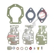 Kit de Reparo de Carburador - (SEM BOIA) - Johnson / Evinrude 6 HP / 8 HP / 9.9 HP / 10 HP / 14 HP / 15 HP / 20 HP – para Motor de Popa