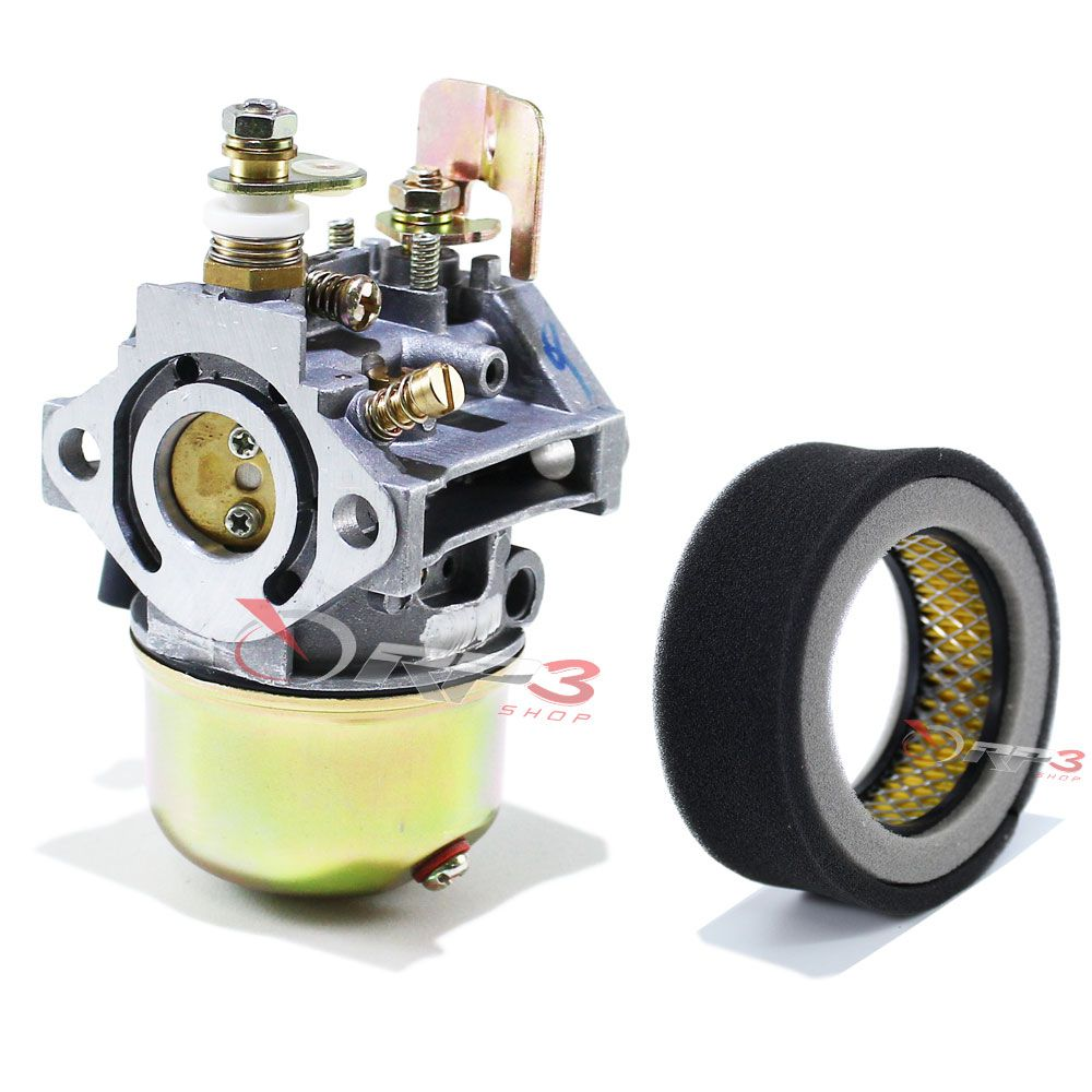 Carburador motor Robin Subaru Eh12 - 4HP + 1 Filtro de ar