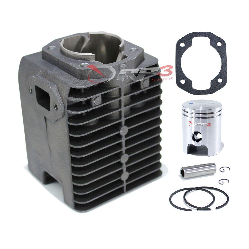 Kit Cilindro (Material Cerâmica) + 1 JUNTA - Wacker WM80 - MOD. ANTIGO - BS50-2 / BS50-2i / BS60-2 / BS60-2i / BS70-2 / BS70-2i / BS500 / BS600 / BS700 / BS52Y / BS62Y – Compactador de solo