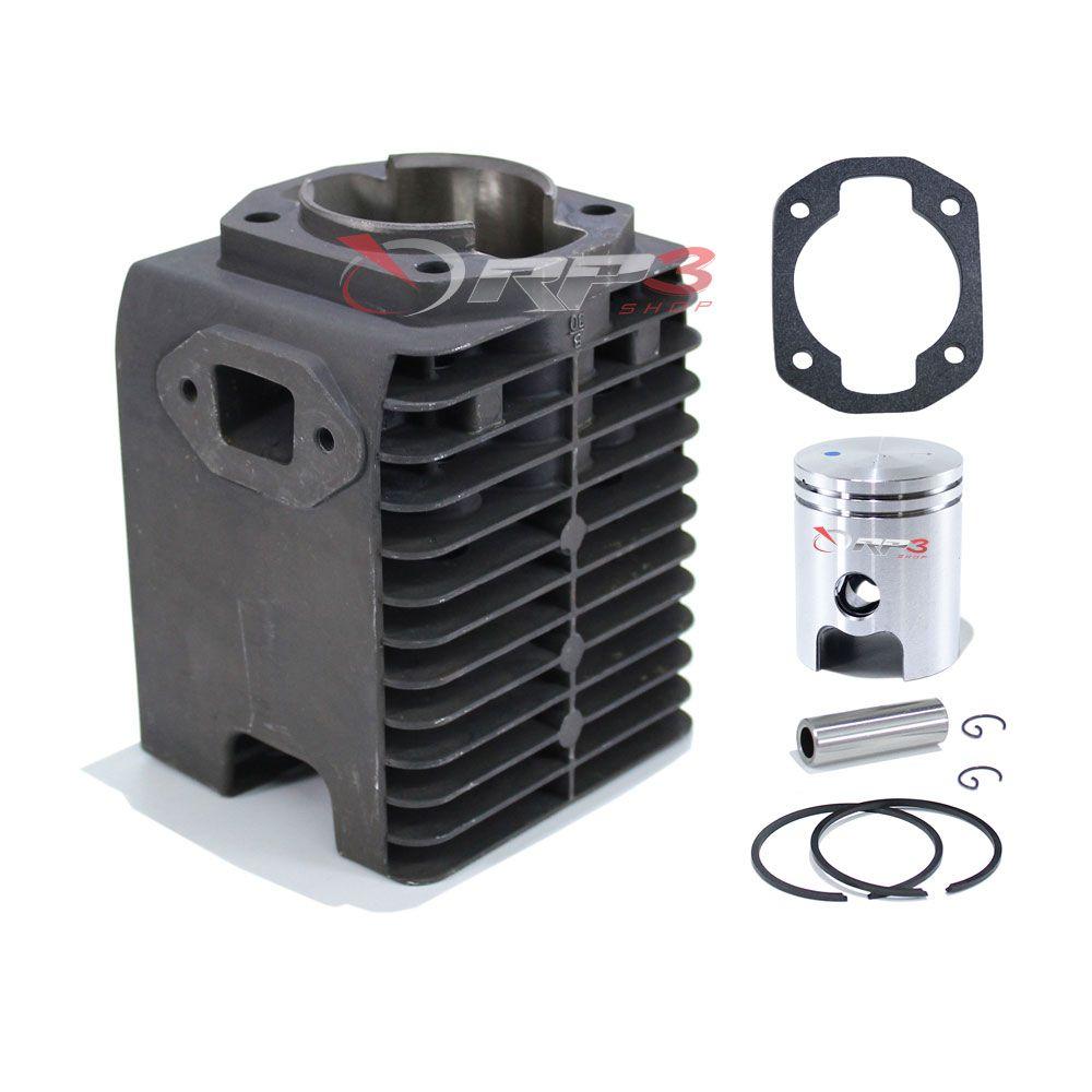 Kit Cilindro (Material Cerâmica) + 1 JUNTA - Wacker WM80 - MOD. NOVO - BS50-2 / BS50-2i / BS60-2 / BS60-2i / BS70-2 / BS70-2i / BS500 / BS600 / BS700 / BS52Y / BS62Y – Compactador de solo