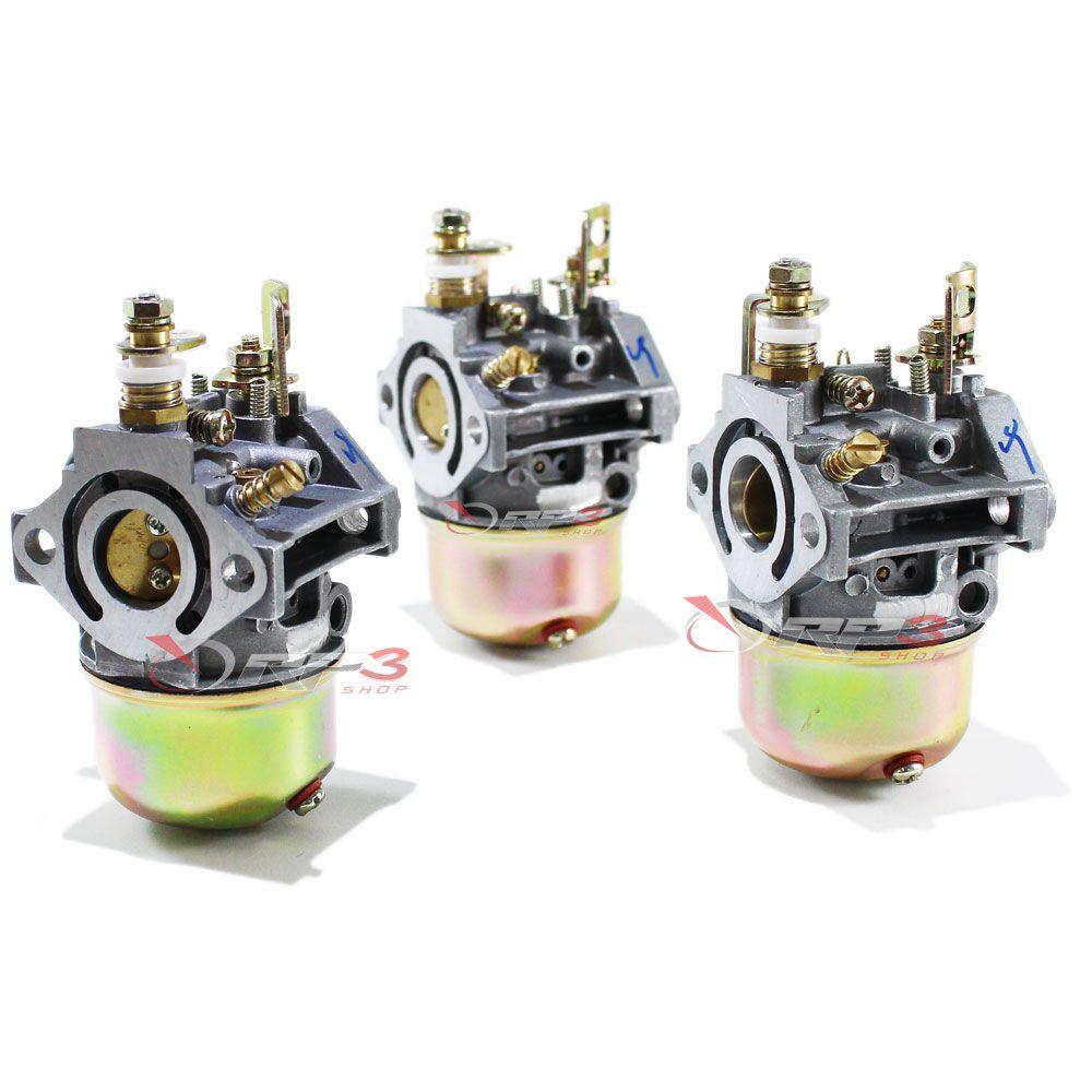 Carburador motor Robin Subaru Eh12 – 4 HP - (3 UNIDADES)