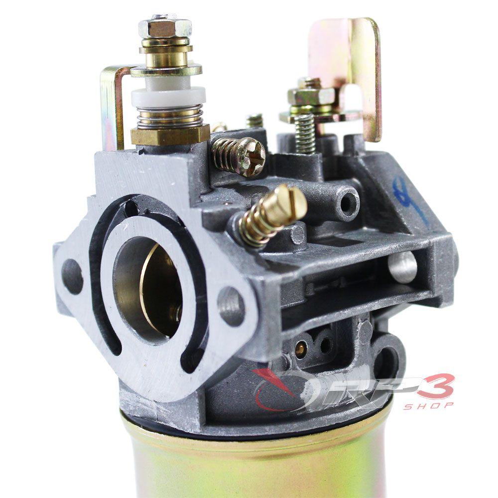 Carburador – motor Robin Eh12 – (3 UNIDADES) - para Compactador de Solo