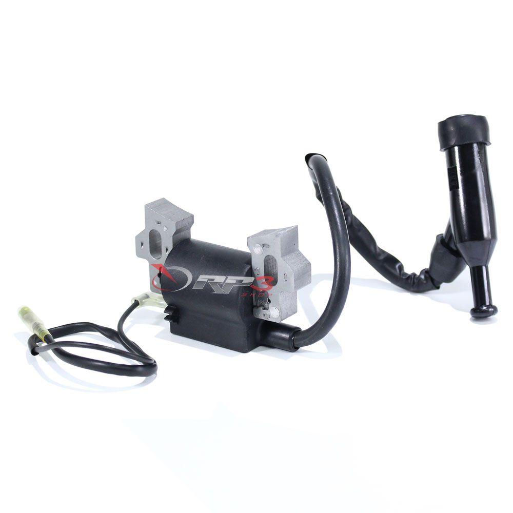 Bobina Modulo de Ignição motor Honda GX120 / GX140 / GX160 / GX 200 - para Motor Estacionário