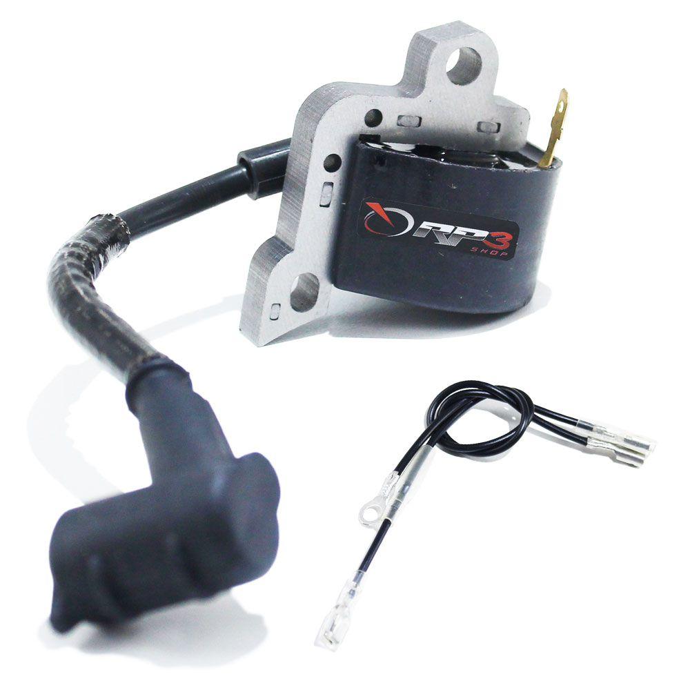 Bobina Modulo de Ignição Motosserra MS 038 / MS 380 / MS 381