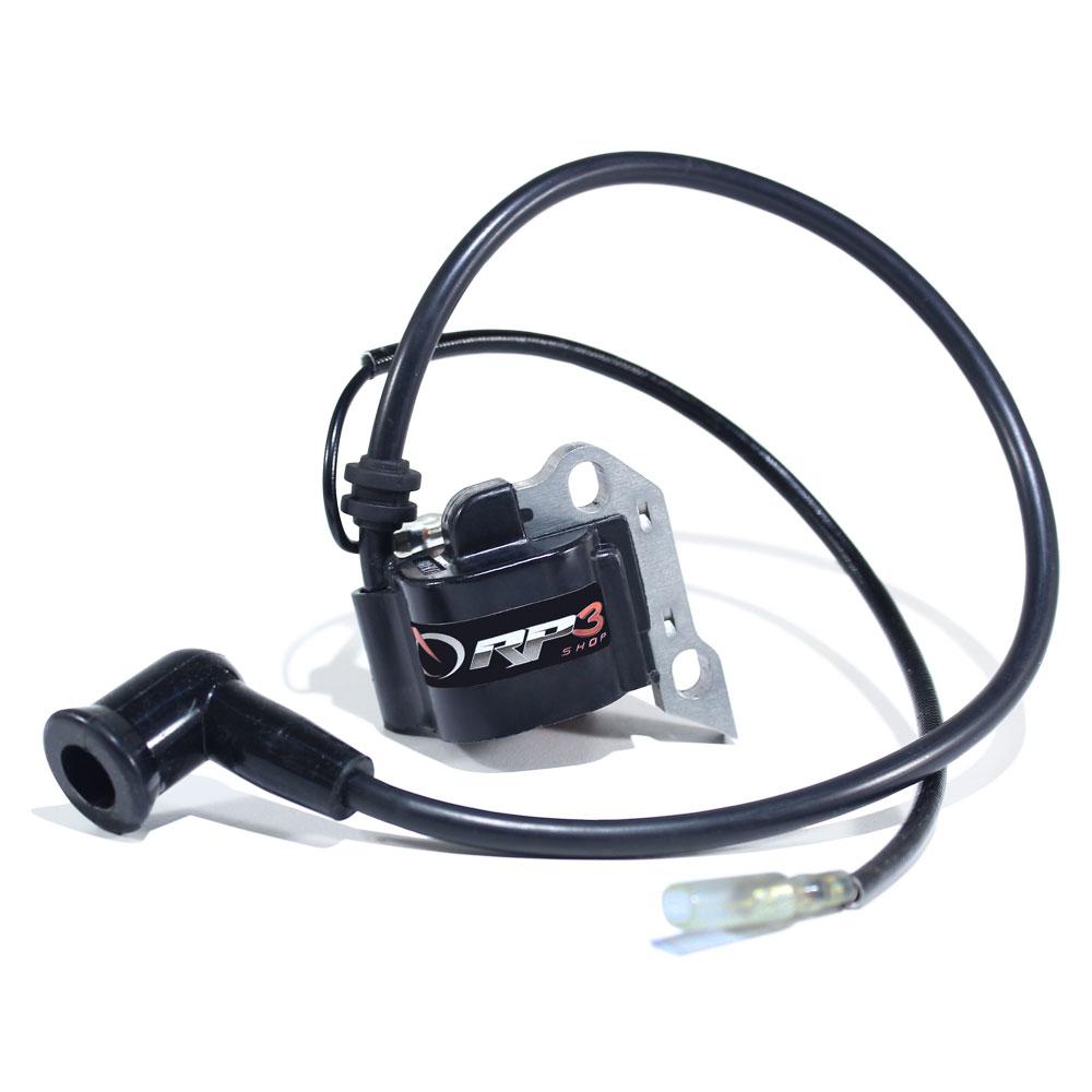 Bobina Modulo de Ignição Soprador de Folhas Costal BR 420 / BR 420 C / BR 340 / BR 340 L / BR 380