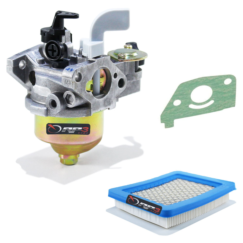 Carburador + Junta + Filtro de Ar motor Honda GX100 - para Motor Estacionário