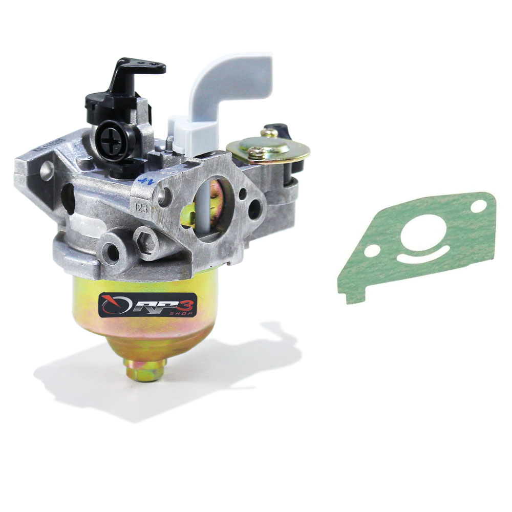 Carburador + Junta motor Honda GX100 - para Motor Estacionário