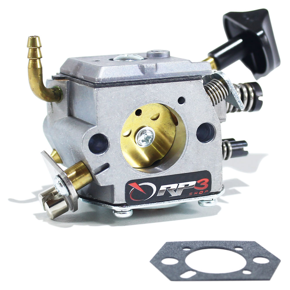 Carburador + Junta Soprador de Folhas Costal BR 420 / BR 420 C / BR 340 / BR 340 L / BR 380
