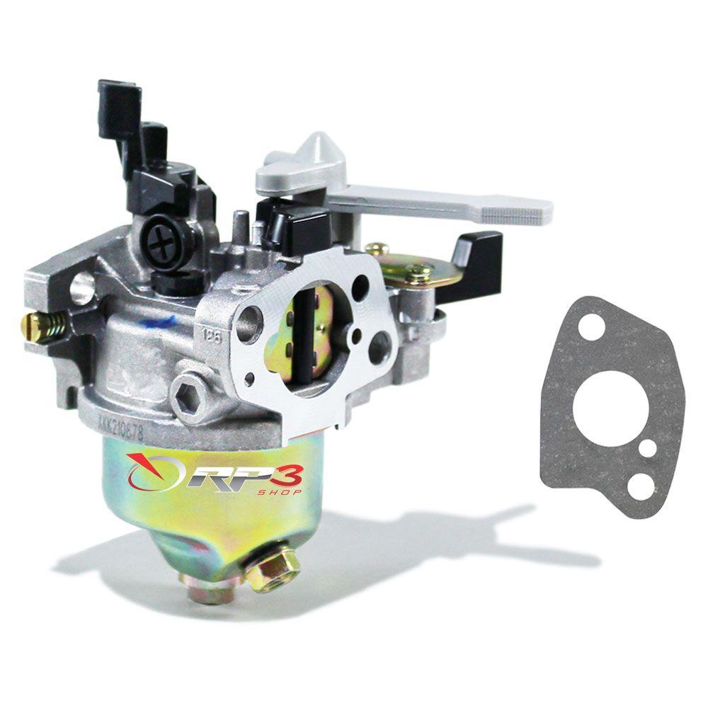 Carburador motor Branco 5.5 HP + Junta - para Motor Estacionário