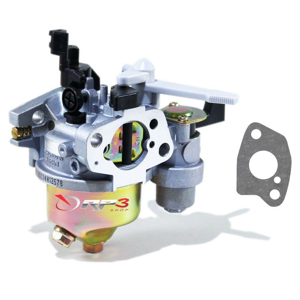 Carburador motor Branco 6.5 HP + Junta - para Motor Estacionário