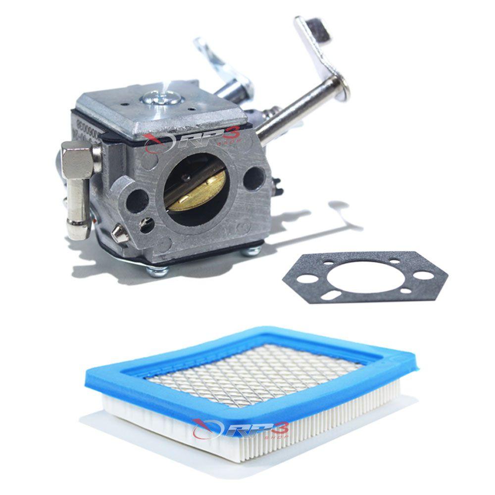 Carburador motor Honda GX100 + 1 Filtro de Ar - APENAS PARA MOTOR - Compactador de Solo