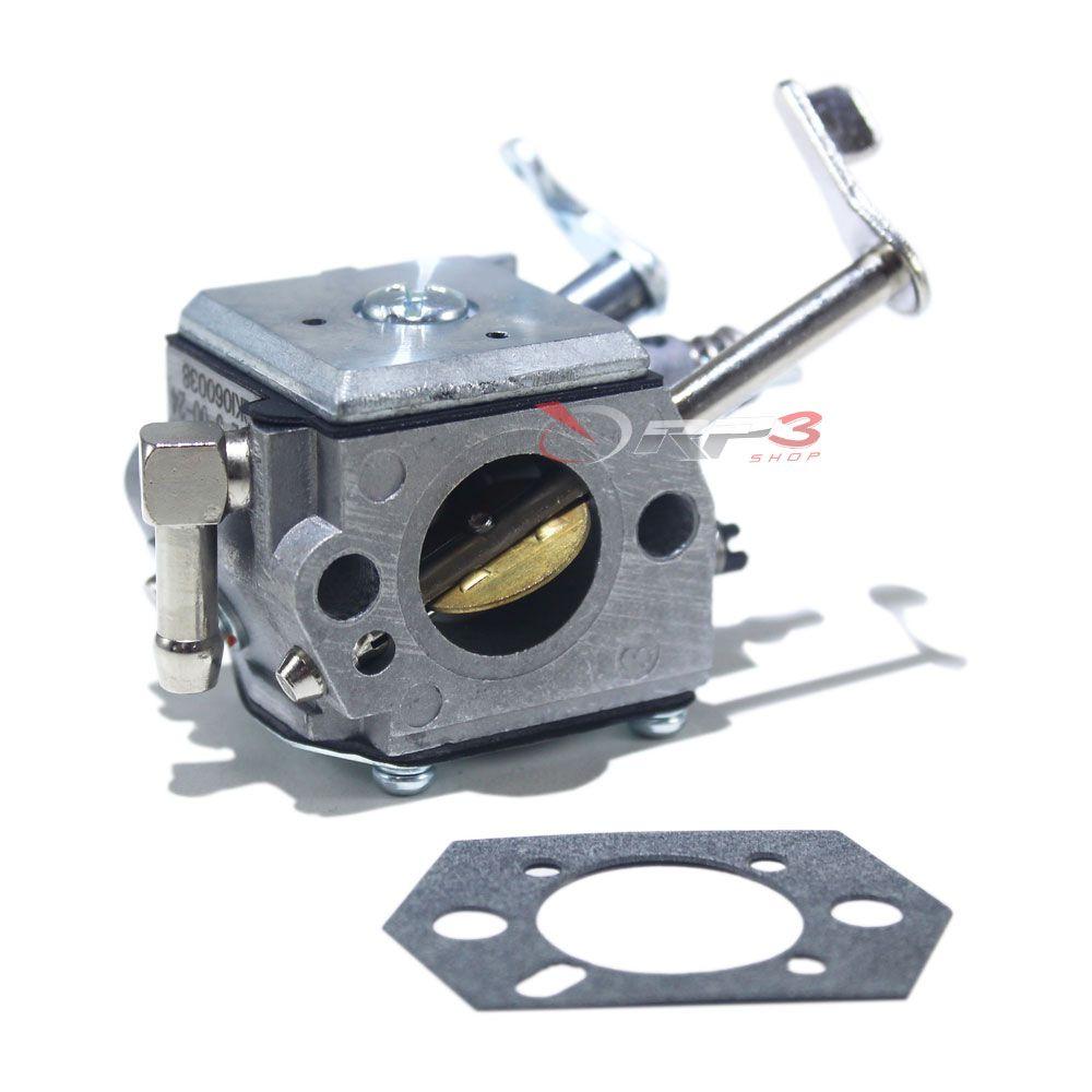 Carburador – motor Honda GX100 – (1 UNIDADE) - APENAS PARA MOTOR - Compactador de Solo