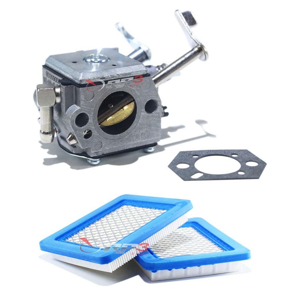 Carburador motor Honda GX100 + 2 Filtros de Ar - APENAS PARA MOTOR - Compactador de Solo