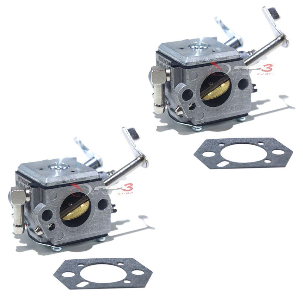 Carburador motor Honda GX100 - APENAS PARA MOTOR - Compactador de Solo – (2 UNIDADES)