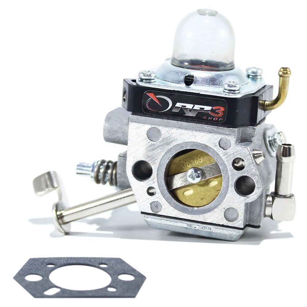 Carburador motor Honda GX100 / GXR120 - Modelo NOVO - com INJETOR -  APENAS para motor Compactador de Solo + Junta