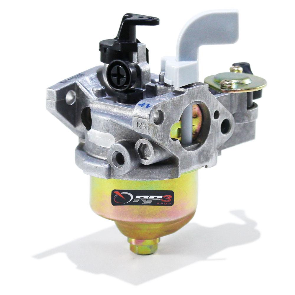 Carburador motor estacionário Honda GX100 -  NÃO se aplica a motor GX100 de compactador de Solo !