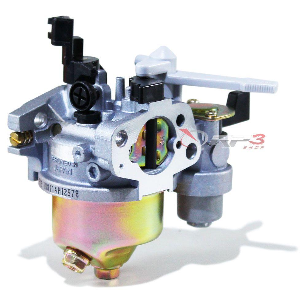 Carburador – motor Honda GX200 - para Motor Estacionário