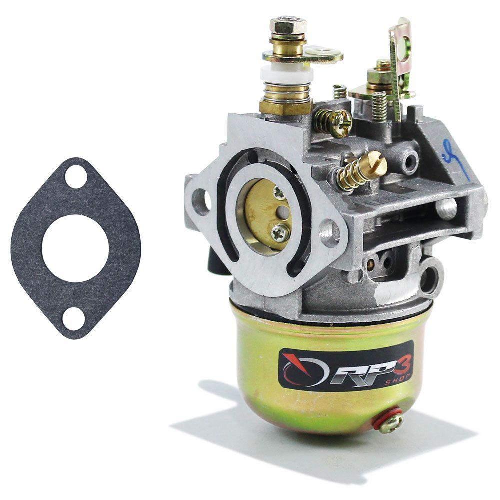 Carburador motor Robin Subaru Eh12 – 4 HP + Junta