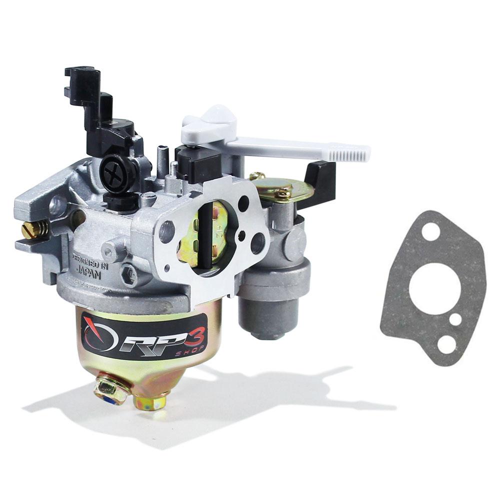 Carburador motor Toyama 6.5 HP + Junta - para Motor Estacionário