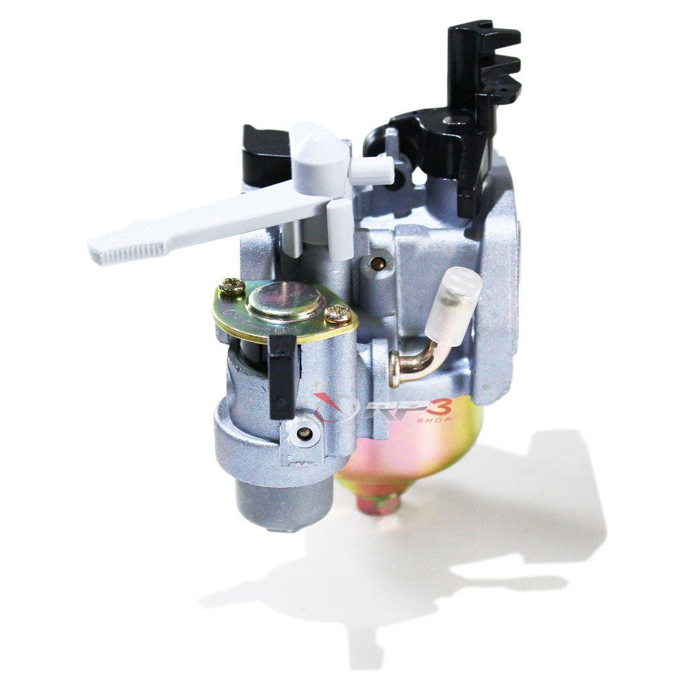 Carburador – motor Vulcan 6.5 HP - para Motor Estacionário