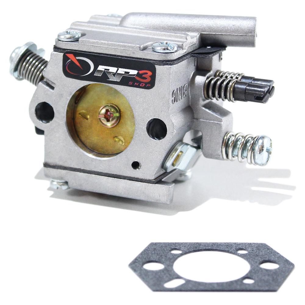 Carburador Motosserra modelo NOVA MS 038  / MS 380 / MS 381 instaladas com carburador ( Modelo Bing !!! ) + Junta Grátis