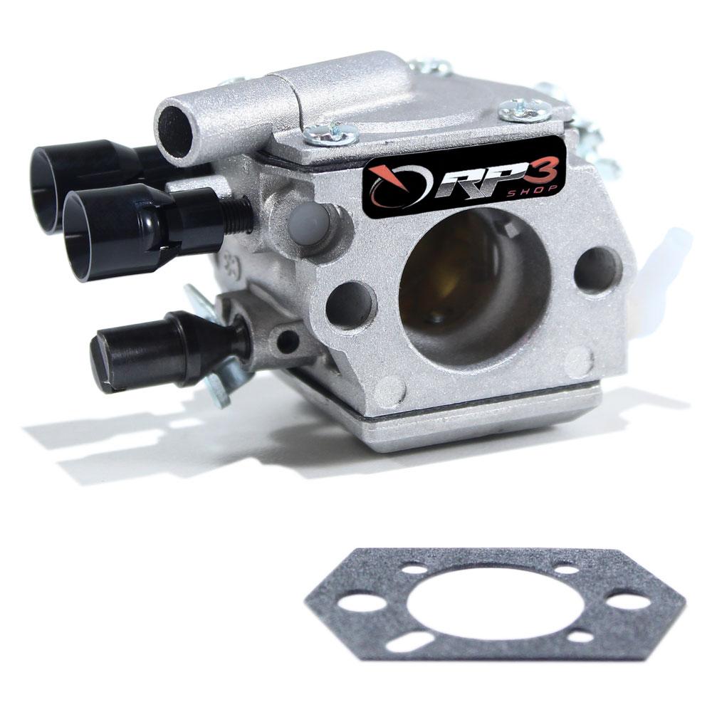 Carburador Motosserra Ms 382 + Junta Grátis