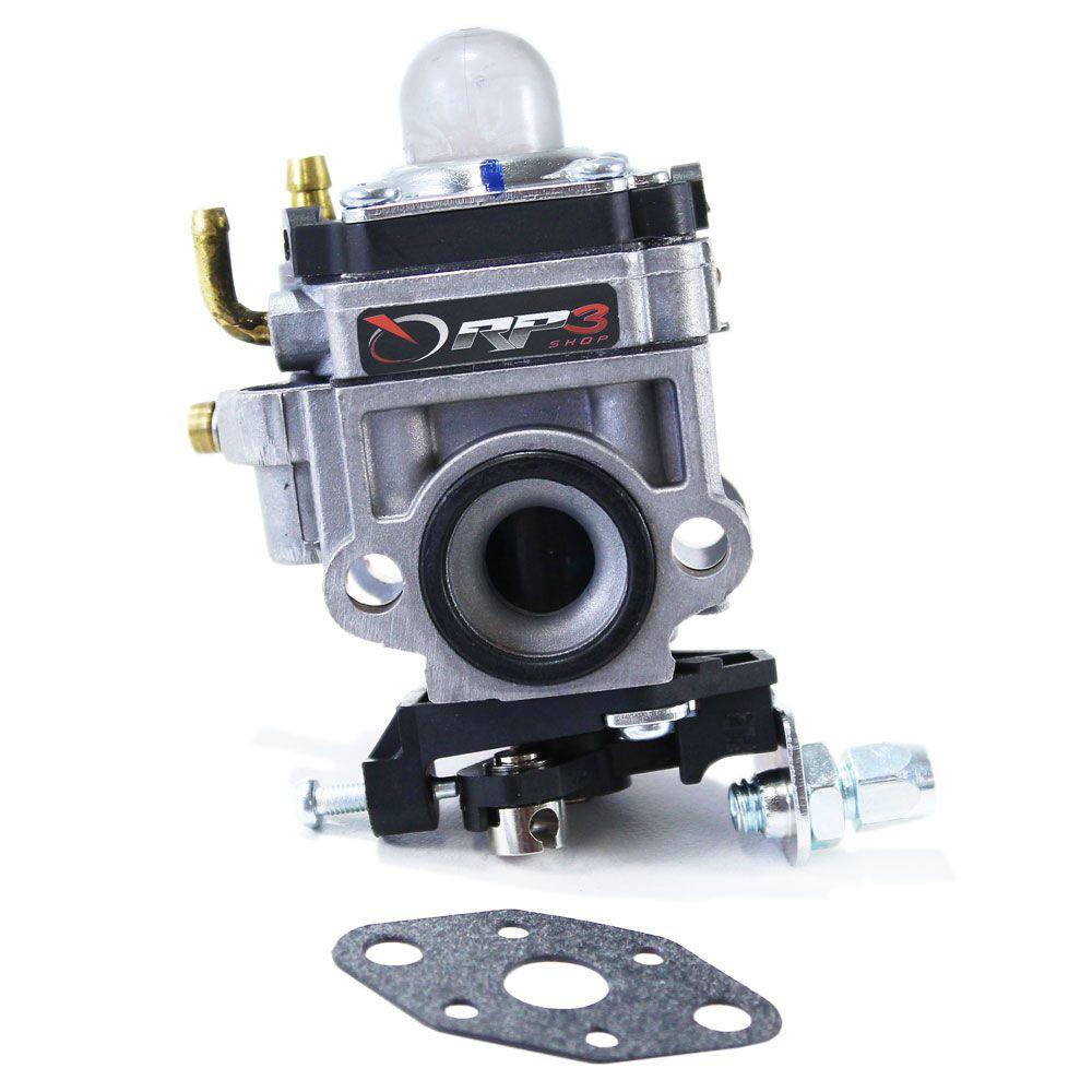 Carburador Roçadeira 25,4 cc / 26 cc / 33 cc – (1 UNIDADE)
