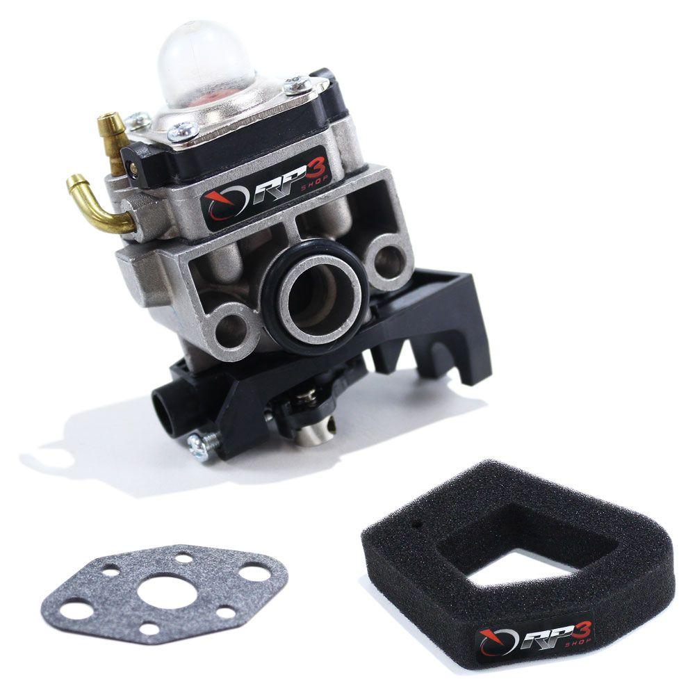 Carburador Roçadeira Honda UMK 435T / UMR 435T + Filtro de Ar