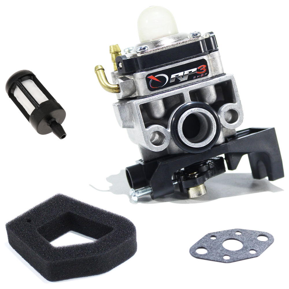 Carburador Roçadeira Honda UMK 435T / UMR 435T + Filtro de Ar + Filtro de Gasolina