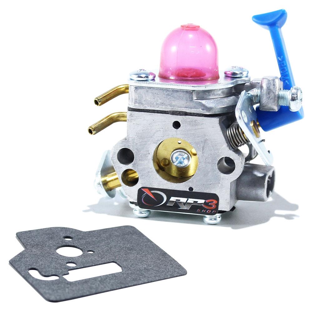Carburador Roçadeira Husqvarna 128 R / 128 RJ + Junta