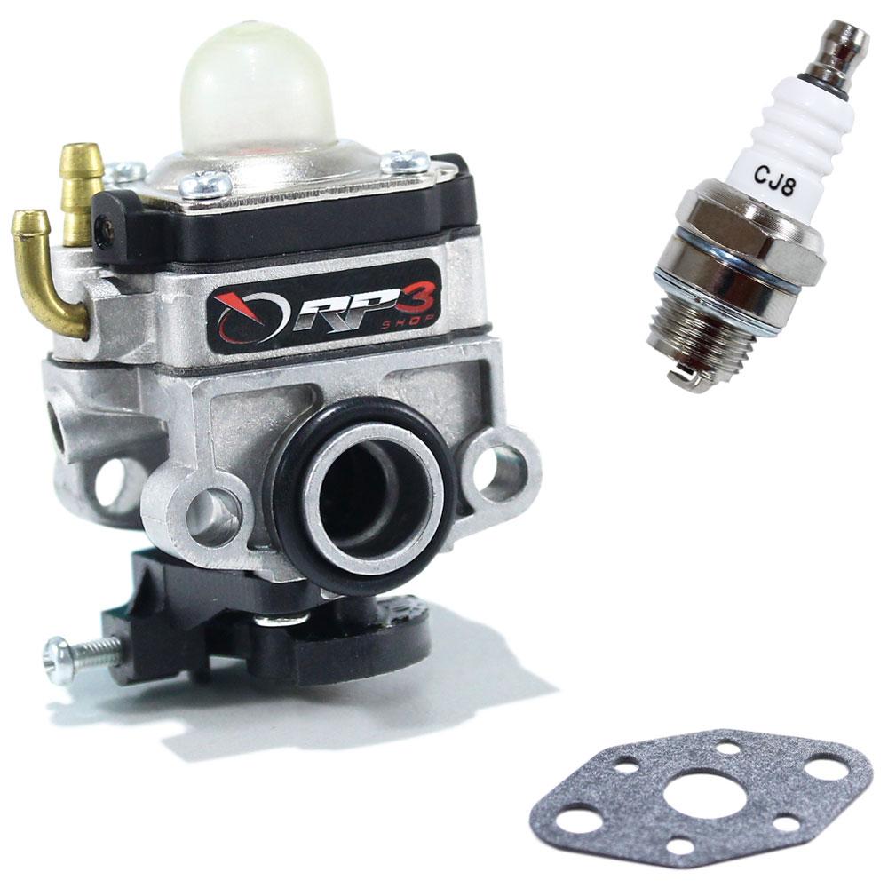 Carburador Roçadeira Shindaiwa C230 / F230 / T230 / T230 x + Vela de Ignição + Junta Grátis