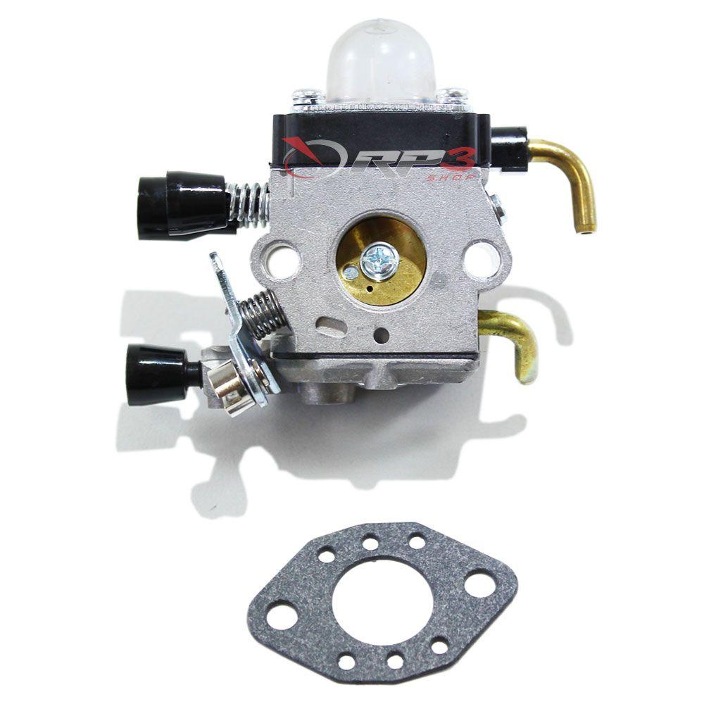 Carburador – Roçadeira Stihl FS 80 / FS 85 / FR 85 / Podador de Cerca Viva Stihl HT 75
