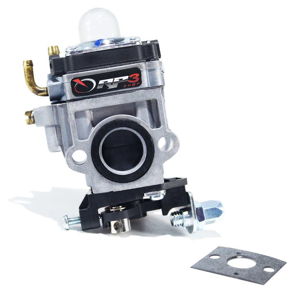 Carburador Roçadeira Terra 43 cc à 52 cc / GR 430 / GRB 430 / GRH 430 / GRBH 430 / GR520 / GR 520 XP + Junta