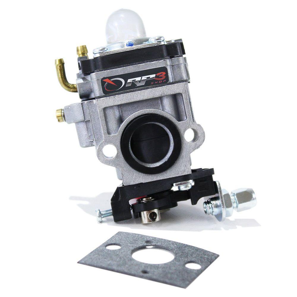 Carburador Roçadeira Toyama RT 43L / TBC 43H / TBC 43SH / TBC 43 X / TBC 43 X-PREMIUM / TBC 43 XP-MY / TBC43XP-MHI / TBC50XP-MY / TBC 40X-4S / TBC52H / TBC52 X / TBC52 X-PREMIUM / RT 43 C