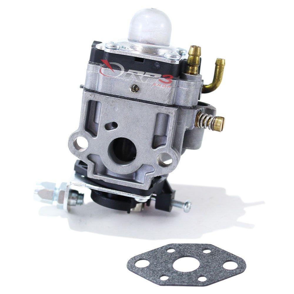 Carburador – Roçadeiras 25,4 cc / 26 cc / 33 cc – (1 UNIDADE) - para Roçadeira