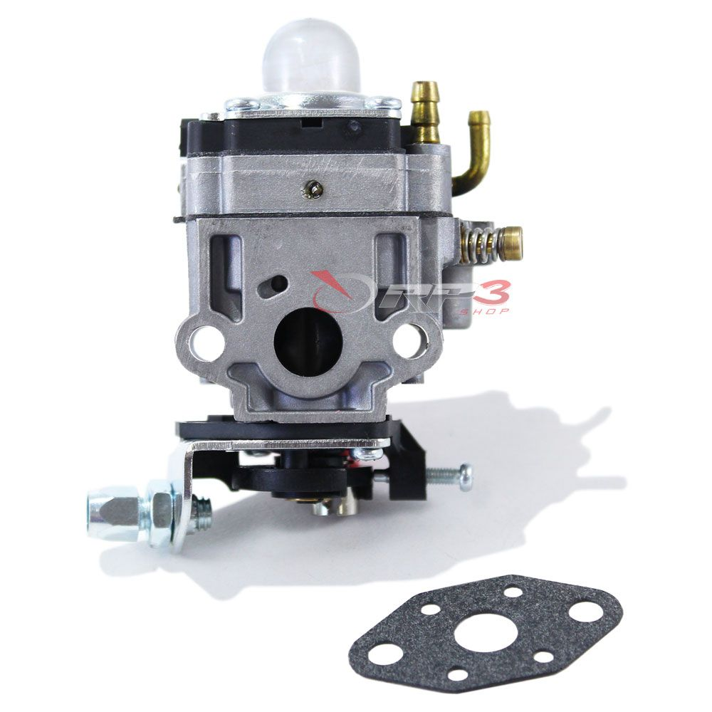 Carburador – Roçadeiras 25,4 cc / 26 cc / 33 cc – (2 UNIDADES) - para Roçadeira