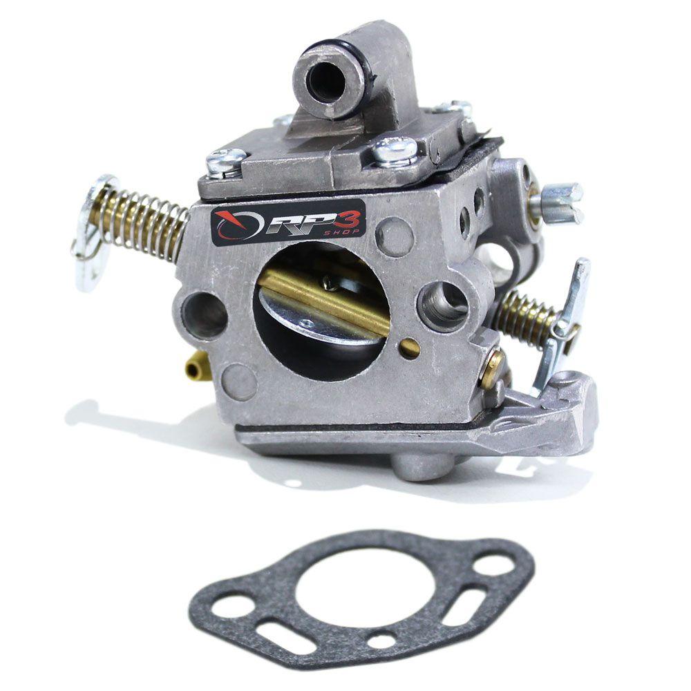 Carburador Motosserra MS 017 / MS 018 / MS 170 / MS 180