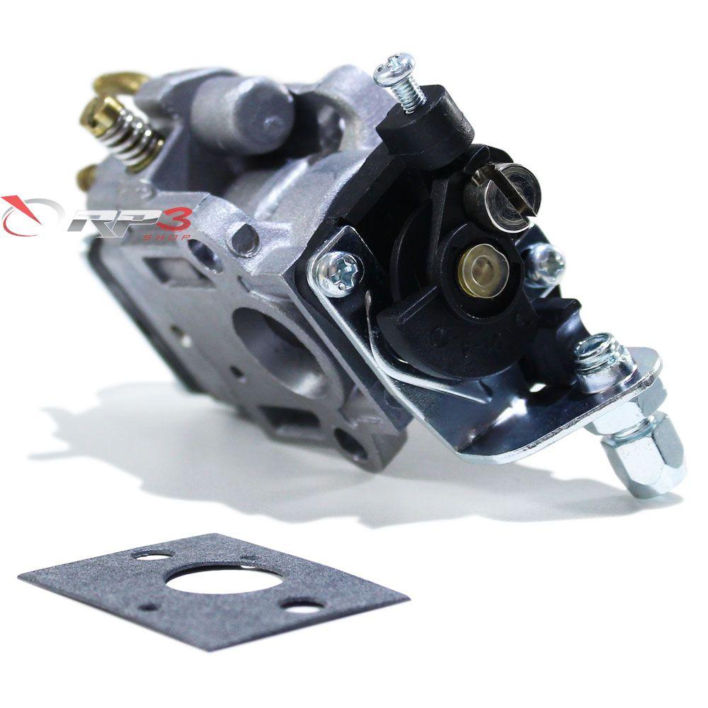 Carburador Toyama RT 43L / TBC 43H / TBC 43SH / TBC 43 X / TBC 43 X-PREMIUM / TBC 43 XP-MY / TBC43XP-MHI / TBC50XP-MY / TBC 40X-4S / TBC52H / TBC52 X / TBC52 X-PREMIUM / RT 43 C