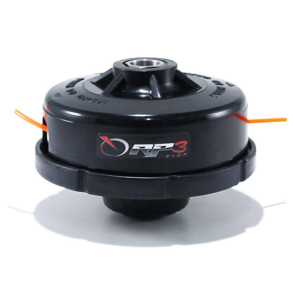 Carretel Fio de Nylon Automático para Roçadeira - Sistema Bate Libera - Rosca M10 x 1,25 FLH