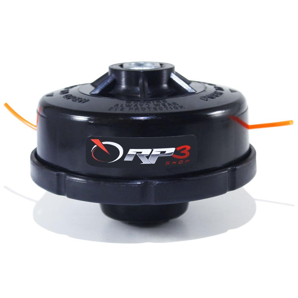 Carretel Fio de Nylon (Automático) Roçadeira Vulcan 26 cc / 33 cc / 40 cc / 43 cc / 52 cc / VR 260 H / VR 260 P / VR 330 / VR 330 H / VR 330 P / VRC 430 / VR 430 H / VR 430 P / VR 430 S / VR 520 H