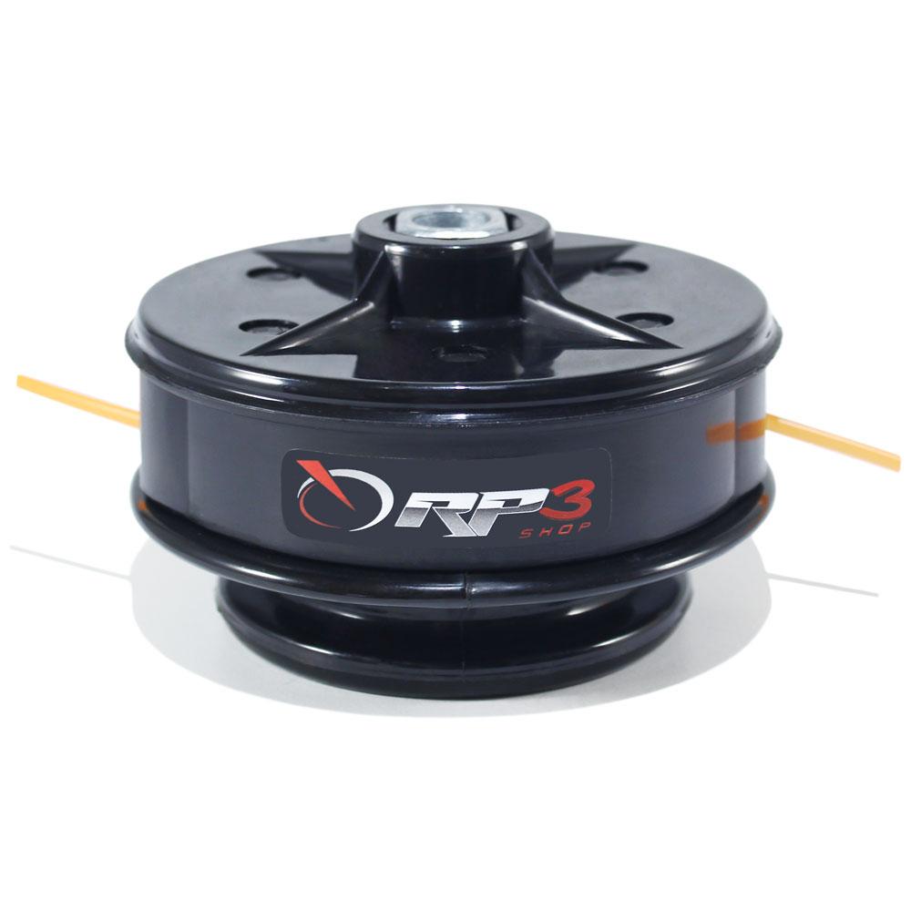 Carretel Fio de Nylon ( Manual ) Compatível Roçadeira Intech Machine 4200 / 5500