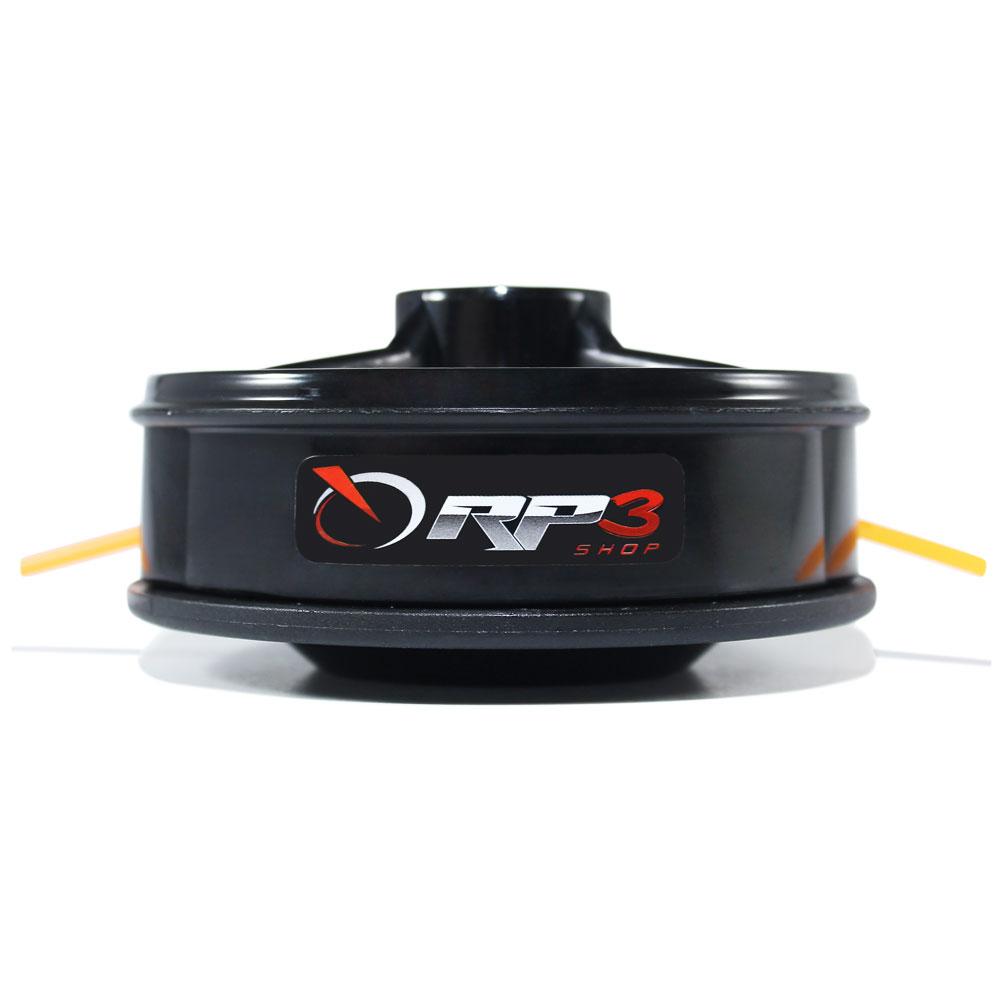 Carretel Fio de Nylon ( RASO - baixo ) Compatível Roçadeira Siga Tools 53 cc / 58 cc / 63 cc
