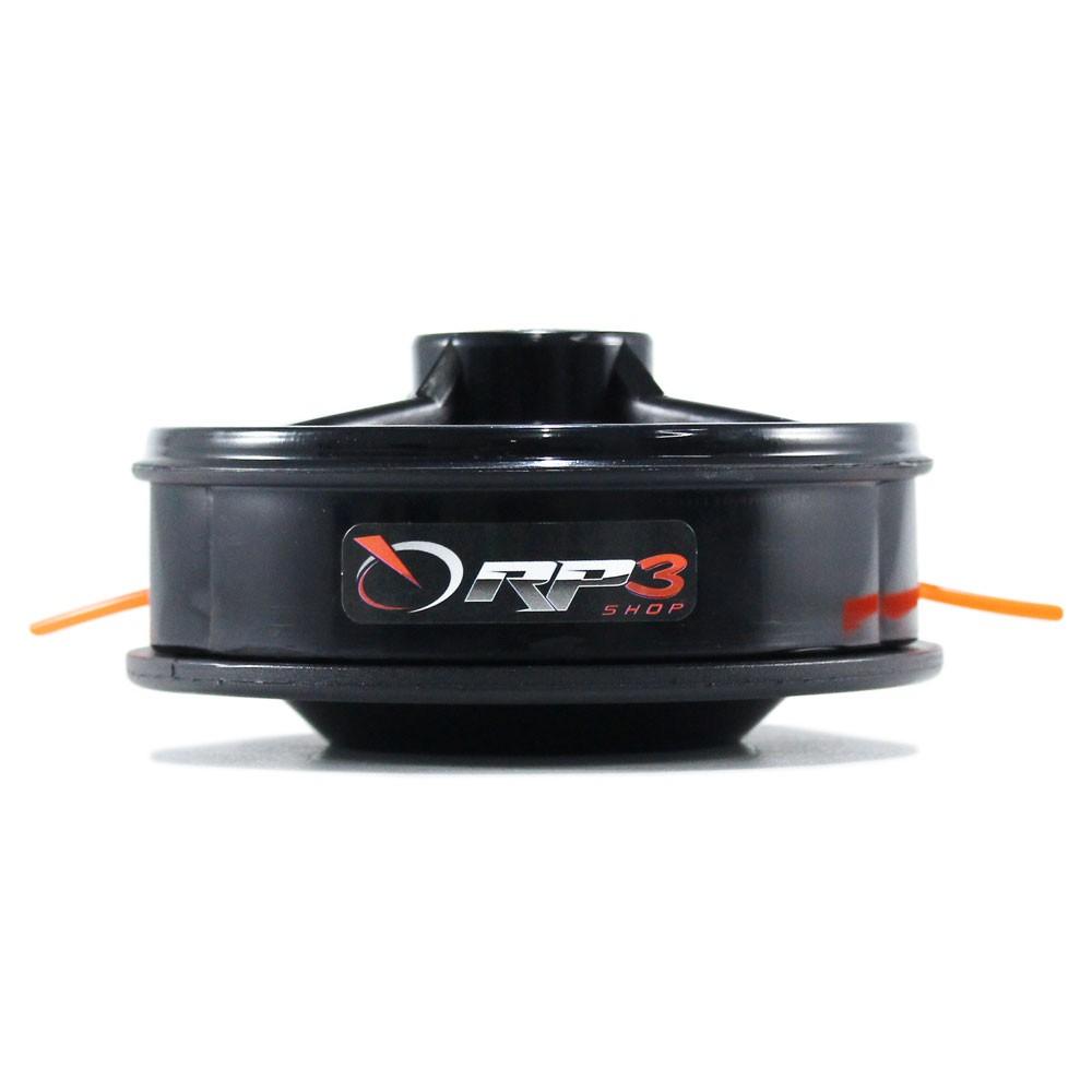 Carretel Fio de Nylon (RASO - BAIXO) Roçadeira Tekna 26 cc / 33 cc / 43 cc / 50 cc / 52 cc / RL 260 / RL 330 / RL 430 / RL 520