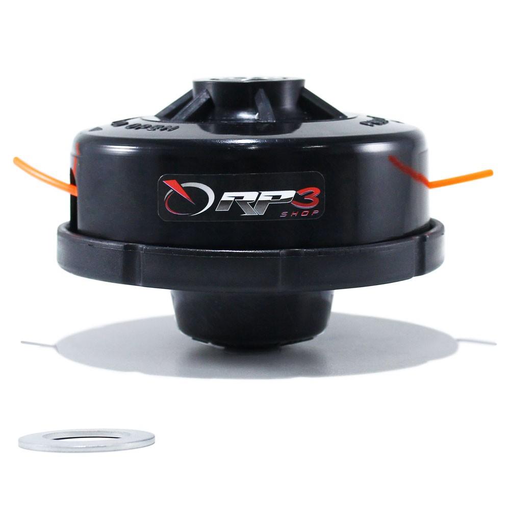 Carretel para roçadeira (AUTOMÁTICO) + Arruela FS 80 / FS 85 / FS 44 / FS 55 / FS 86 / FS 88 / FS 106 / FS 108 / FS 120 / FS 130 / FS 250 / FR 220